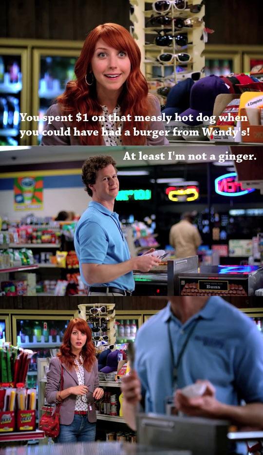 funny-burger-hot-dog-ginger