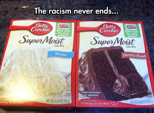 Could cake mix companies stop this madness?