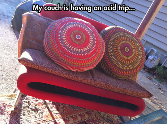 High couch…