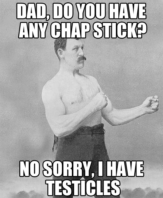funny-dad-asking-chap-stick