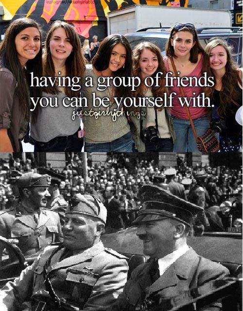 funny-friends-Hitler-Mussolini-girls