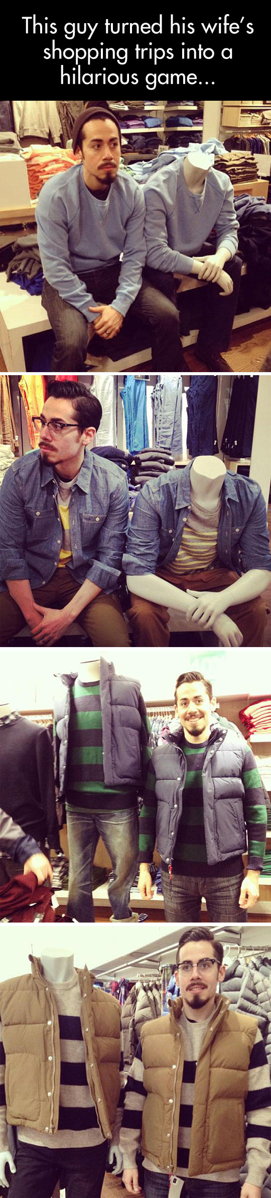 funny-guy-disguised-mannequin-clothes-shop