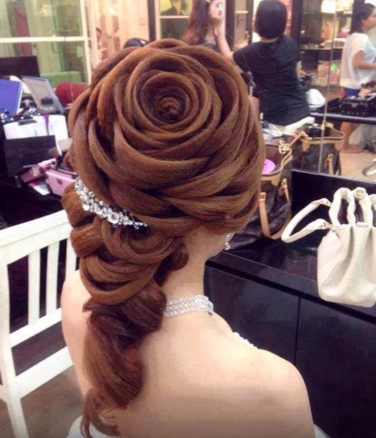 funny-hairdresser-ginger-rose-wedding