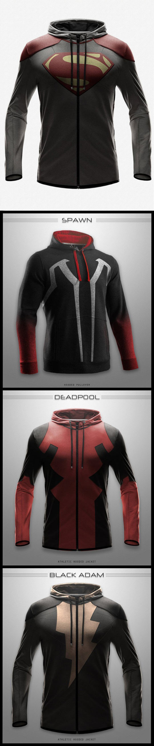 The coolest hoodies you won