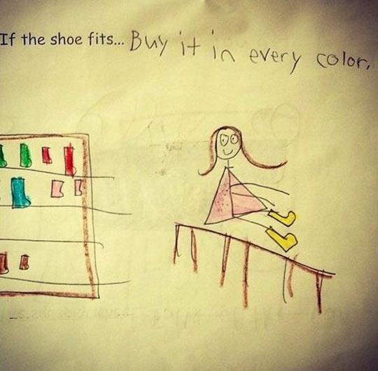 funny-kid-girl-shoe-drawing-buy