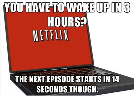The struggle is real…