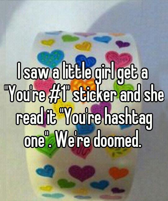 funny-little-girl-sticker-hashtag