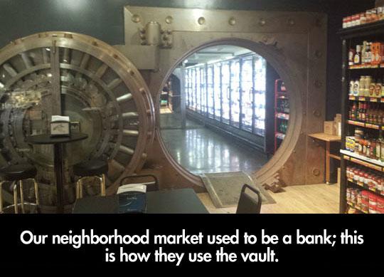 How to transform a bank into a market…