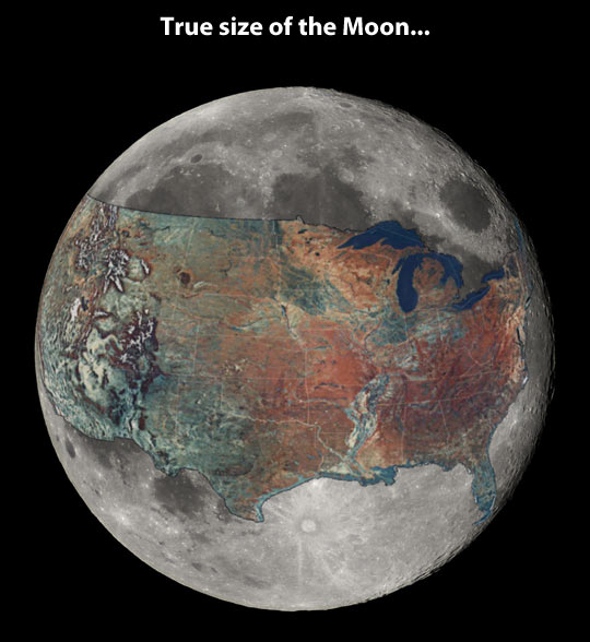 funny-moon-size-USA-map