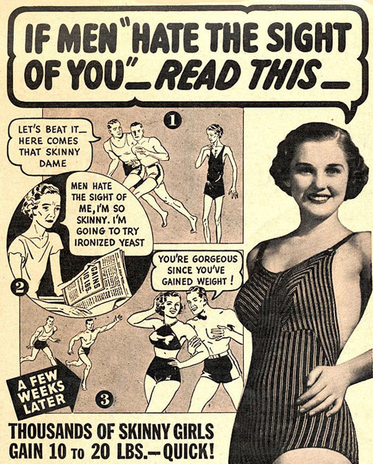 funny-newspaper-ad-sexist-vintage-woman