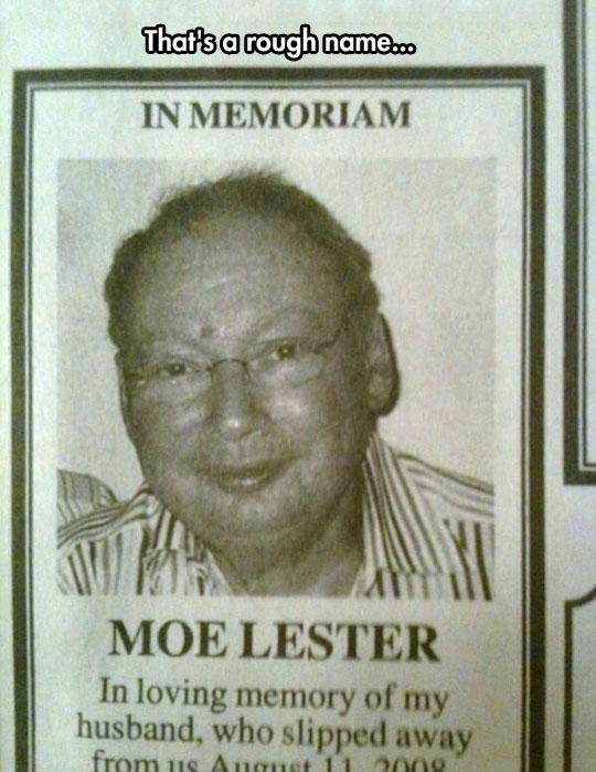 funny-newspaper-memorial-name-Moe-Lester