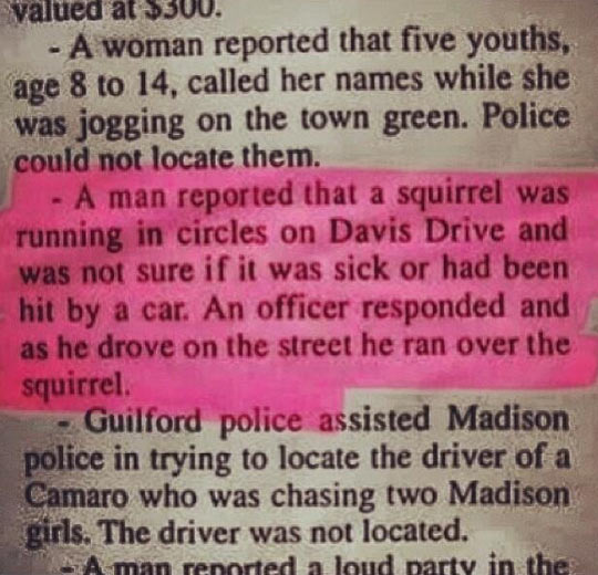 News in Connecticut…