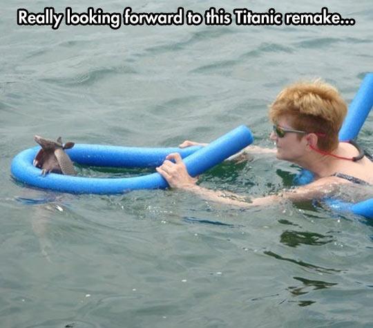Titanic remake…