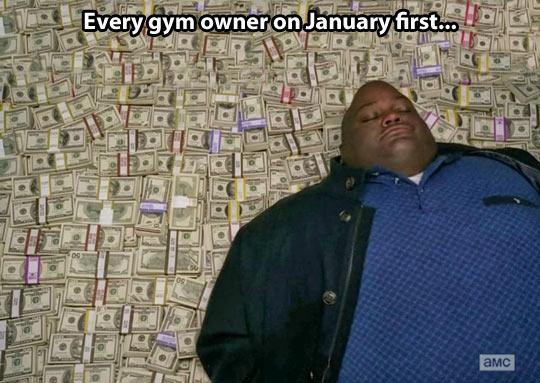 Easy money…