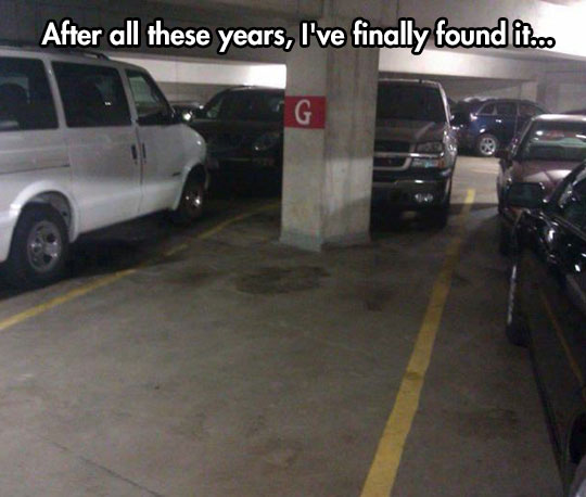 I finally found it…