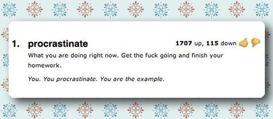 Urban dictionary has it right…