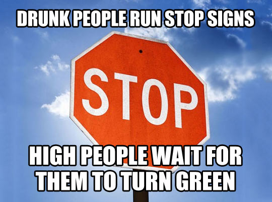 The truth about stop signs…
