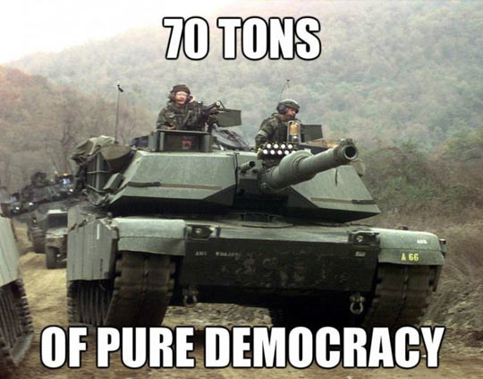 funny-tank-America-democracy-army