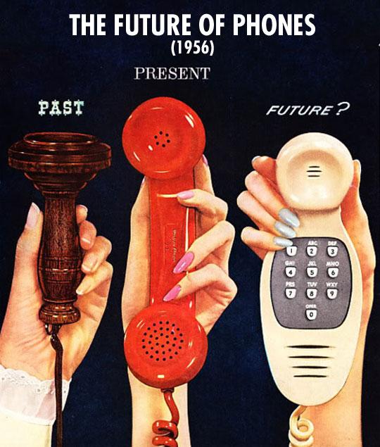 Pretty accurate vintage magazine prediction…