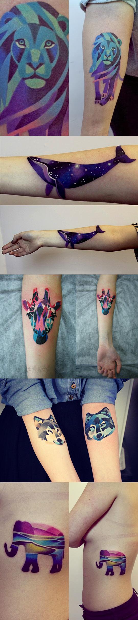 cool-Sasha-Unisex-tattoos-art-color