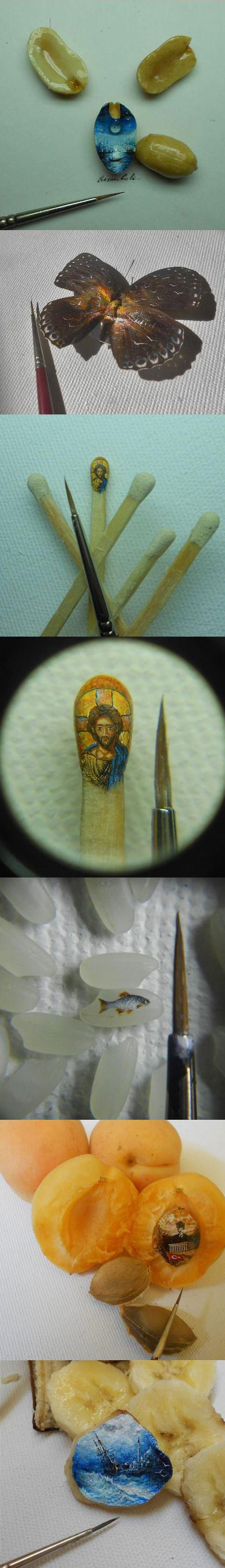 cool-artist-miniature-art-brush