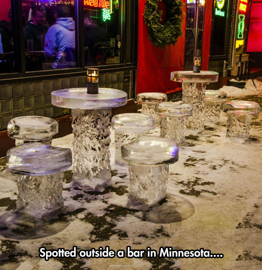 Minnesota is awesome…