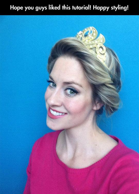 cool-hair-style-Frozen-Elsa-DIY-Queen