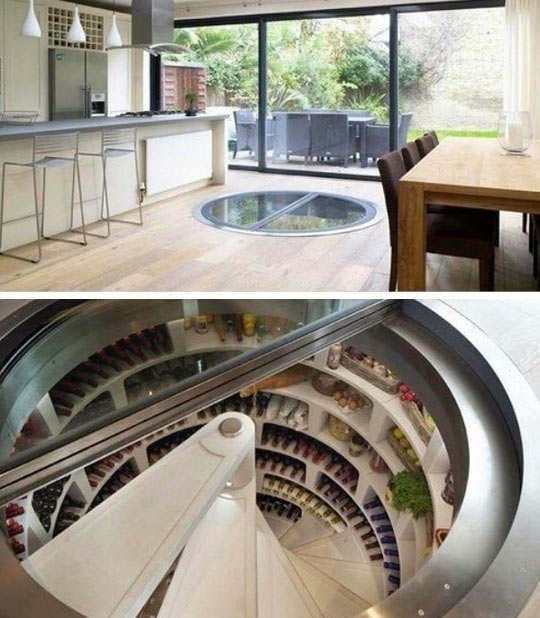 & The coolest cellar for your kitchenu2026