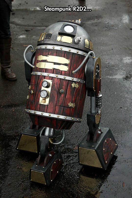 Steampunk Star Wars…