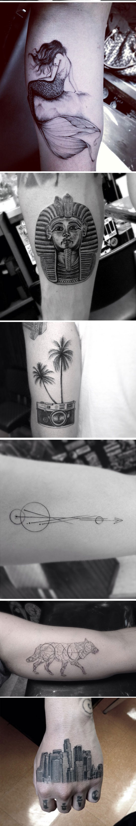 cool-tattoo-design-realistic-artist-needle-wolf