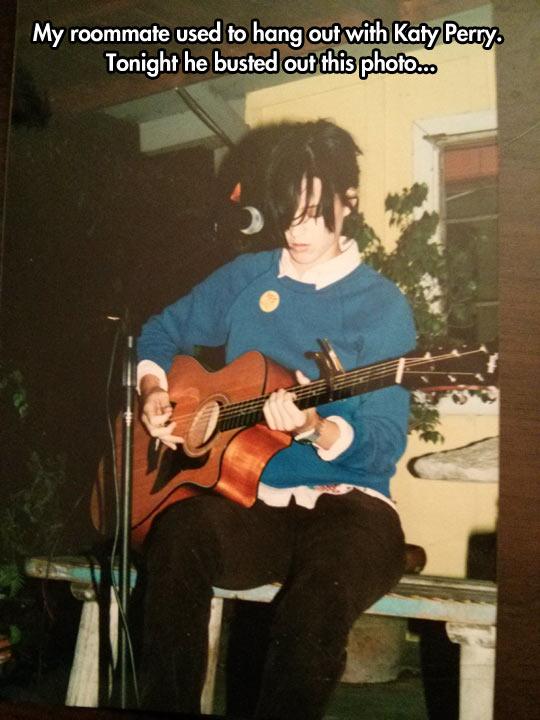 Vintage Katy Perry…