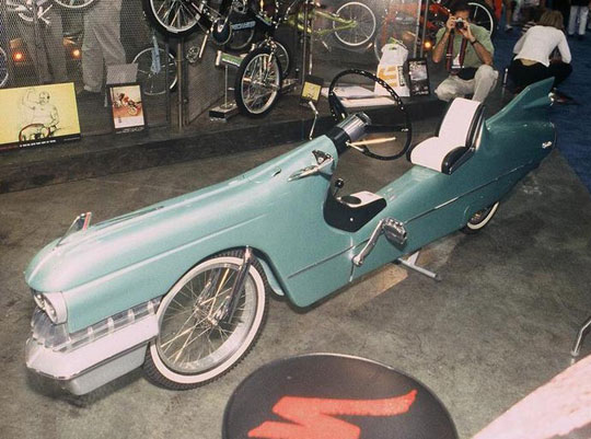 Caddy Bicycle…