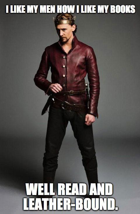 cute-Tom-Hiddleston-leather-prince-crown
