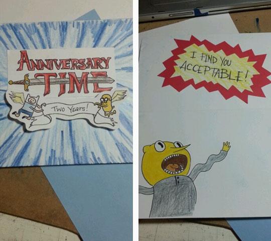 Anniversary Time…