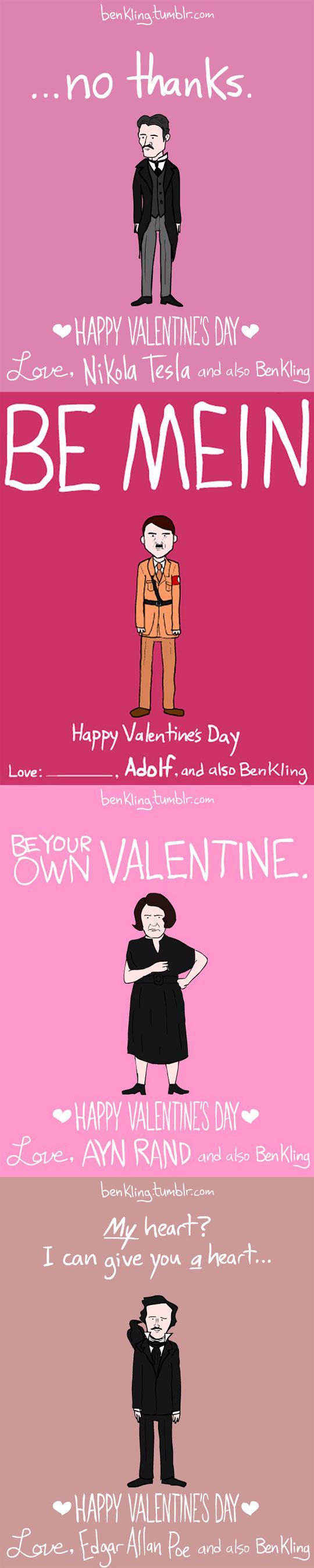 14 clever Valentine