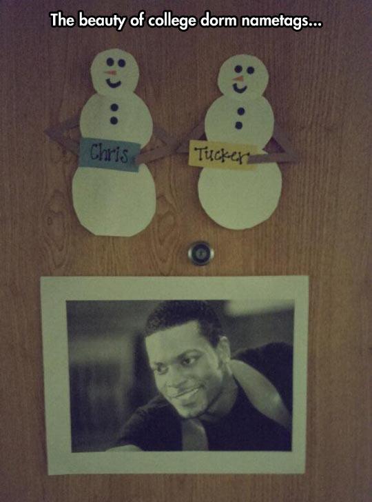 funny-Chris-Tucker-snowman-door