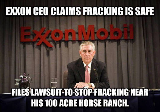 funny-Exxon-CEO-claims-fracking-lawsuit