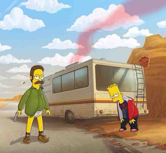 funny-Flanders-Breaking-Bad-Bart