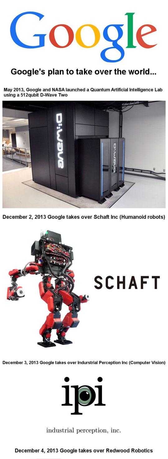 Skynet is rising...