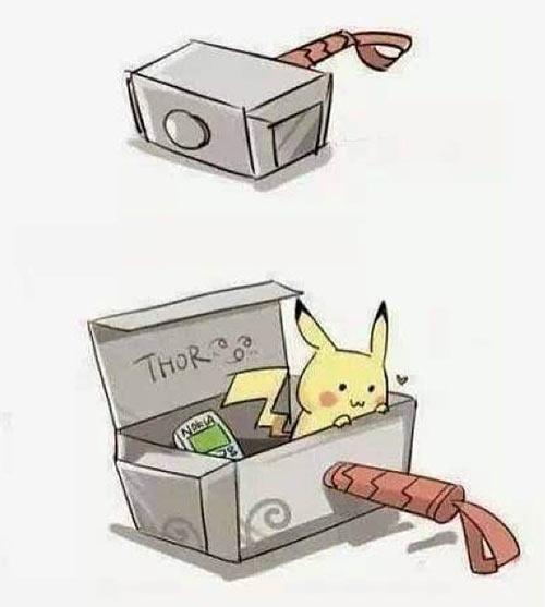 The secret of Thor…