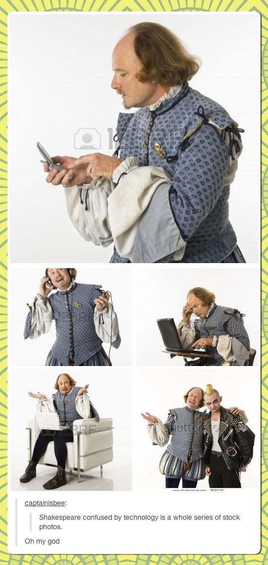 Stock photos can be so ridiculously specific…