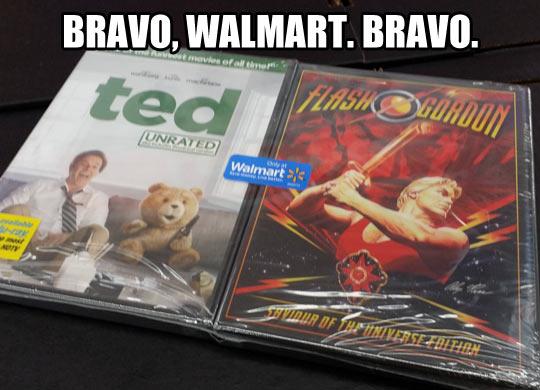 funny-Ted-movie-Flash-Gordon-DVD-Walmart