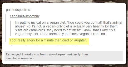 Vegan nutrients…