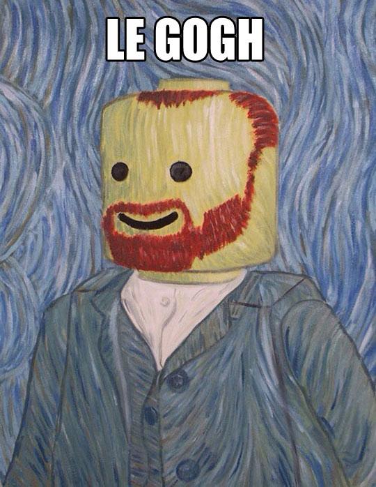 Le Gogh…