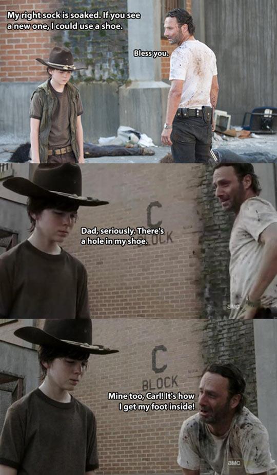 funny-Walking-Dead-Carl-sad