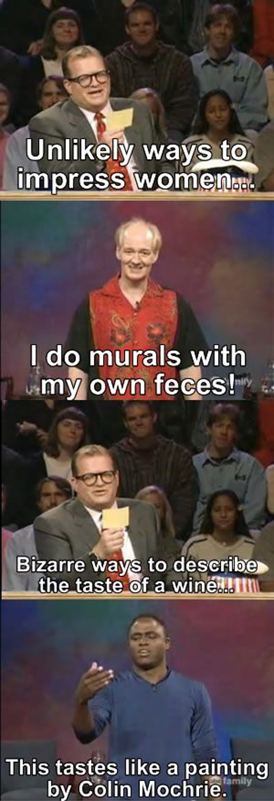 Whose Line is it Anyway at its best…