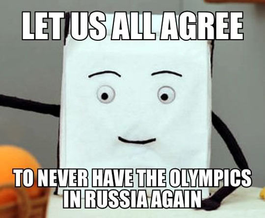 The Winter Olympics committee right now…