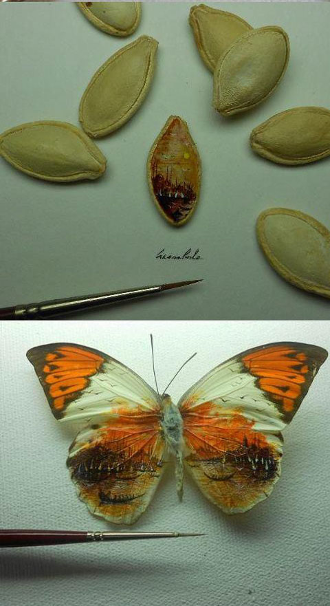 funny-artist-butterfly-painter