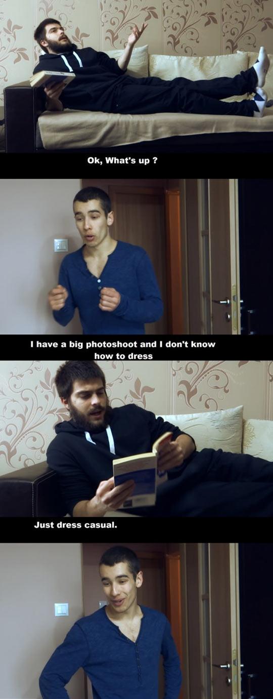 Big photoshoot...