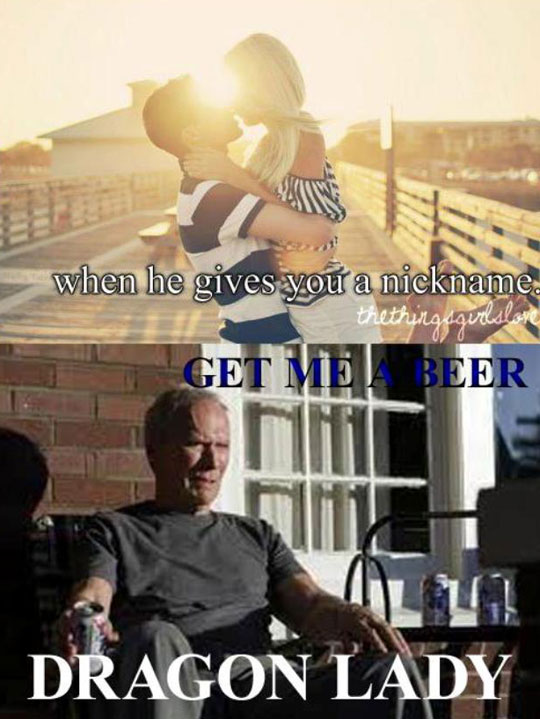 funny-boy-girl-kissing-Clint-Eastwood-nickname